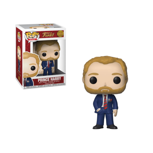 Funko Pop! Royal Family - Prince Harry