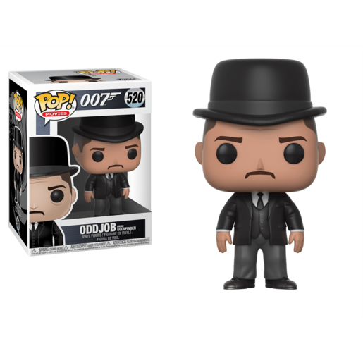 Funko Pop! Movies: James Bond 007 - Odd Job