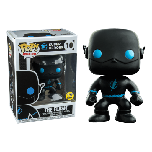 Funko Pop! DC Justice League - The Flash (Glow Edition)