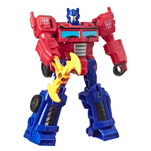 Transformers Cyberverse Energon Axe Attack - Optimus Prime