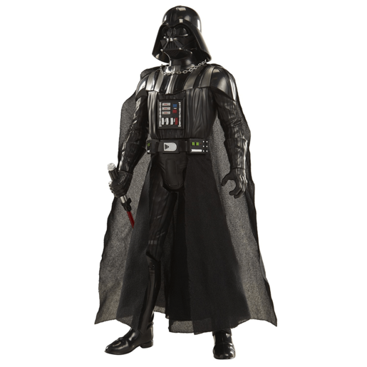 Star Wars 50cm Deluxe Darth Vader with Lightsaber Action