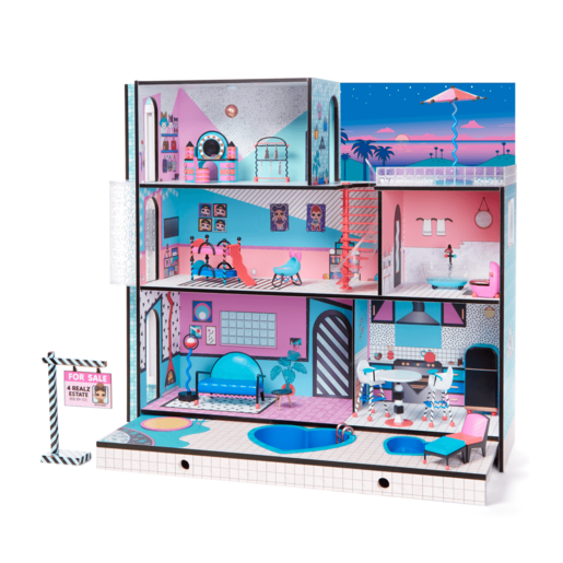 L.O.L. Surprise! House from TheToyShop
