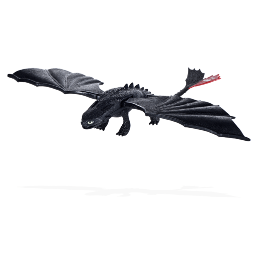 DreamWorks Dragons: Race to the Edge - Toothless