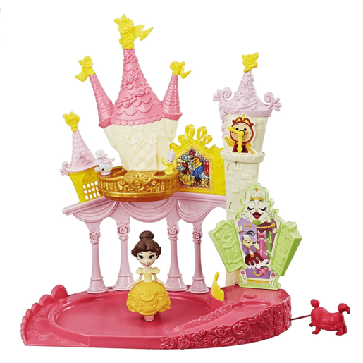 Disney Princess Little Kingdom - Dance 'n Twirl Belle Ballroom Playset