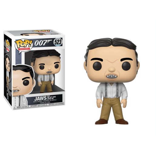 Funko Pop! Movies: James Bond 007 - Jaws