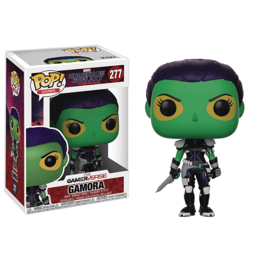 Funko Pop! Games: Marvel Guardians of the Galaxy - Gamora