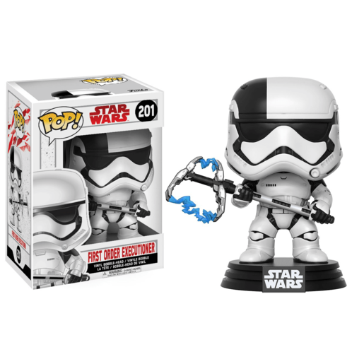 Funko Pop! Movies: Star Wars - First Order Executioner