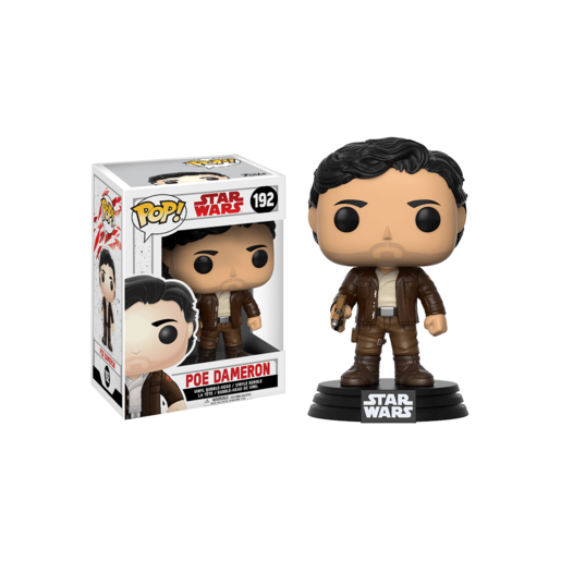 Funko Pop! Movies: Star Wars - Poe Dameron