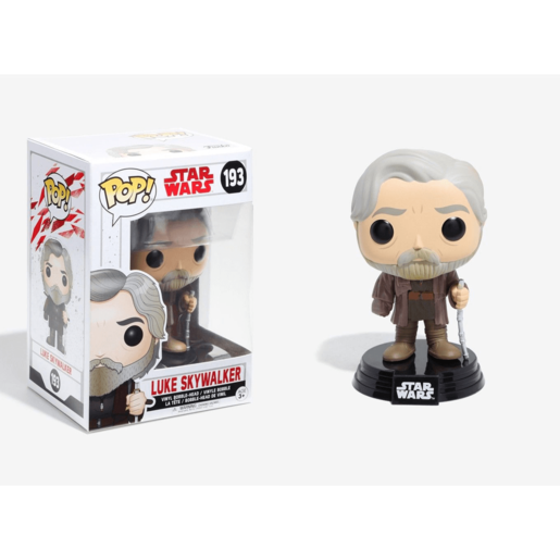 Funko Pop! Movies: Star Wars - Luke Skywalker