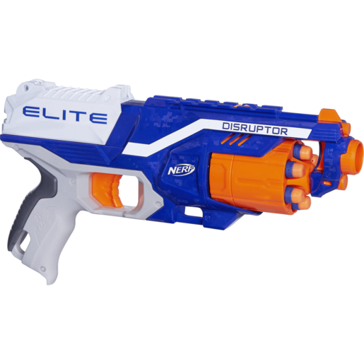 Nerf N-Strike Elite Disruptor and 75 Darts Bundle