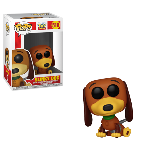 Funko Pop! Disney: Toy Story - Slinky Dog