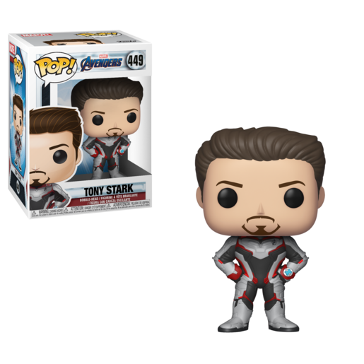 Funko Pop! Marvel: Avengers Endgame - Tony Stark