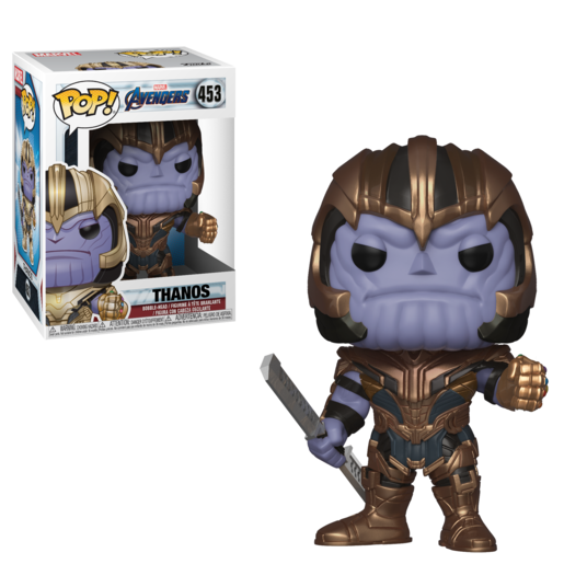 Funko Pop! Marvel: Avengers Endgame - Thanos