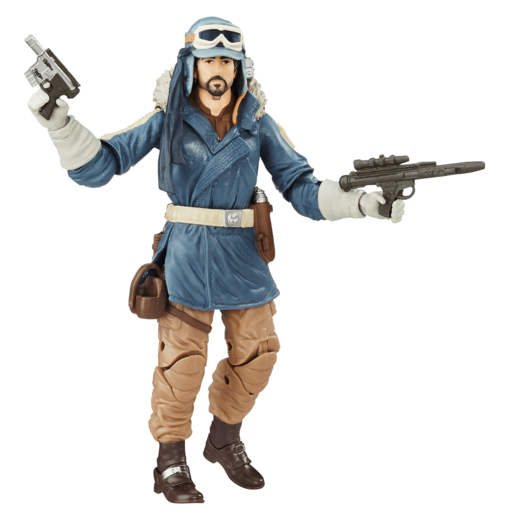 Star Wars The Black Series 15cm Figure -Captain Cassian Andor (Eadu)
