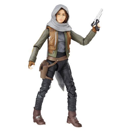 Star Wars The Black Series 15cm Figure -  Sergeant Jyn Erso (Jedha)