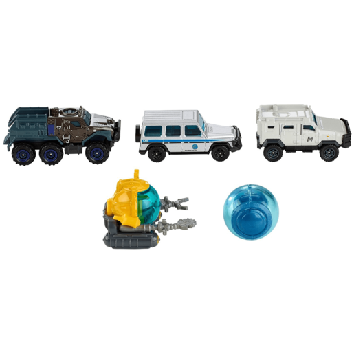 Matchbox Jurassic World Vehicles - Style 1