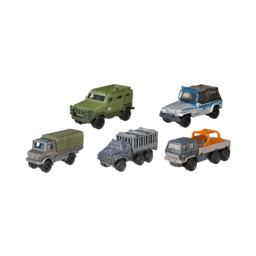 Matchbox Jurassic World Vehicles - Style 2