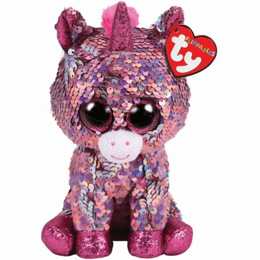 Ty Flippables 15cm Gift Plush - Sparkle
