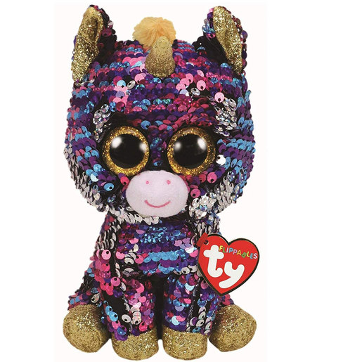 Ty Flippables 15cm Soft Toy - Celeste