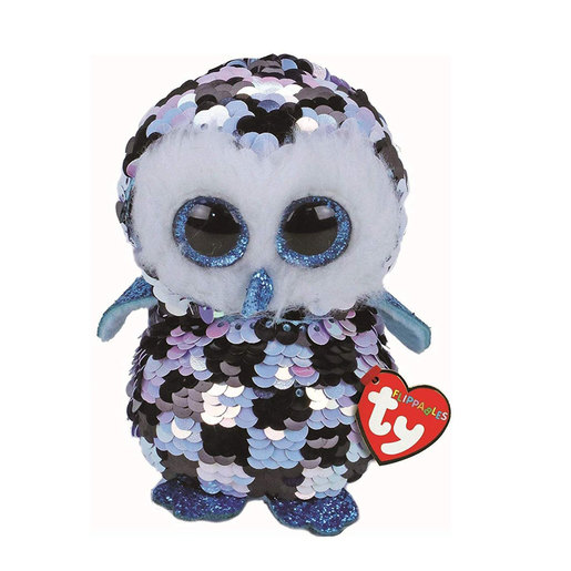 Ty Flippables 15cm Soft Toy - Topper