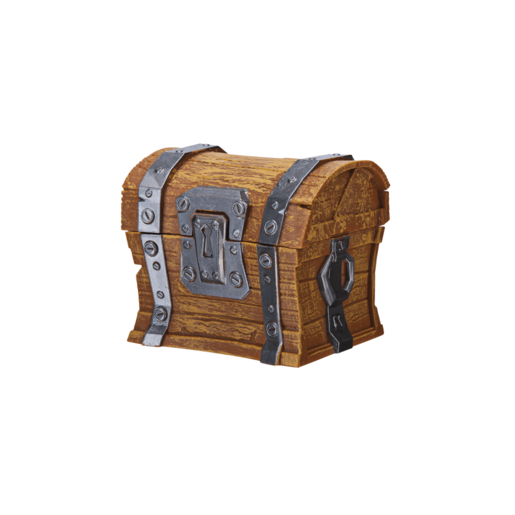Fortnite Loot Chest Collectable Accessory Set (Styles Vary)