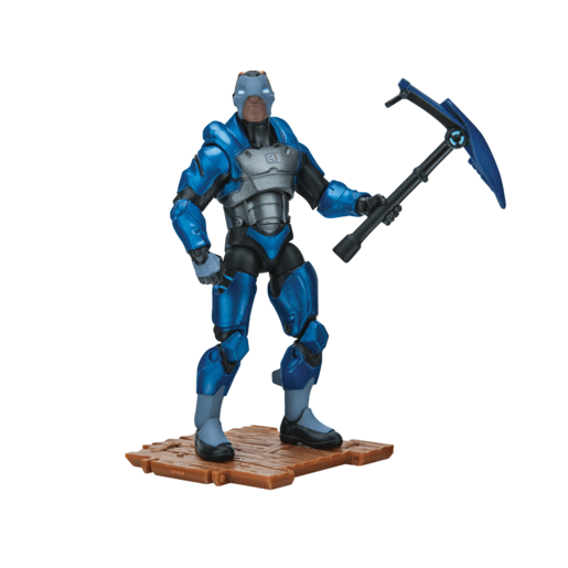 Fortnite Solo Mode Figure 1 Figure Pack - Carbide