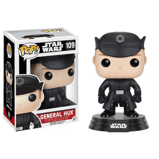 Funko Pop! Movies: Star Wars - General Hux