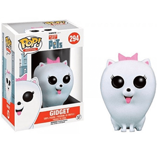 Funko Pop! Movies: The Secret Life Of Pets - Gidget
