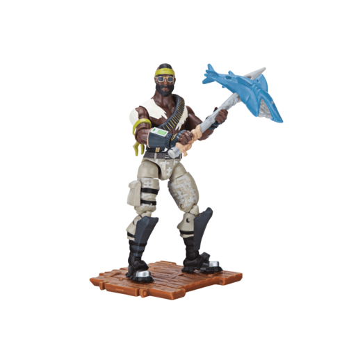 Fortnite Solo Mode Figure 1 Figure Pack - Bandolier