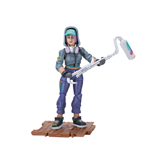 Fortnite Solo Mode Figure 1 Figure Pack - Teknique