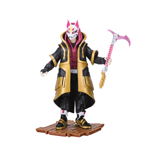 Fortnite Solo Mode Figure 1 Figure Pack - Drift