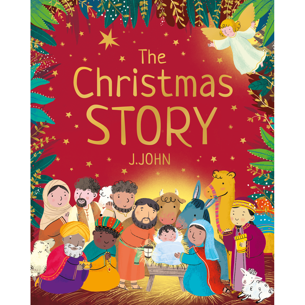 The Christmas Story Book.The Christmas Story Book