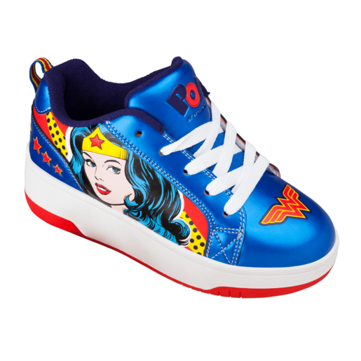Heelys - Size 2 - Wonder Woman Shoes