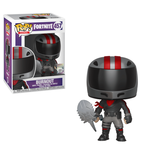 Funko Pop! Games: Fortnite - Burnout