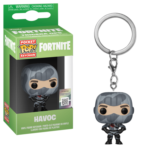 Funko Pocket Pop!: Fortnite Keychain - Havoc
