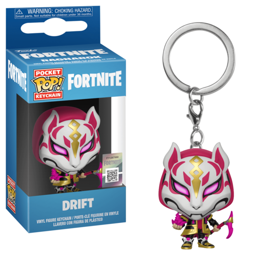 Funko Pocket Pop!: Fortnite Keychain - Drift