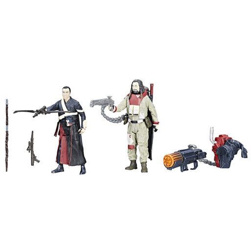 Star Wars Force Link - Chirrut Imwe and Baze Malbus
