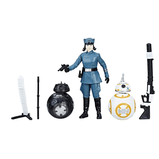 Star Wars Force Link - Rose (First Order Disguise), BB-8 and BB-9E