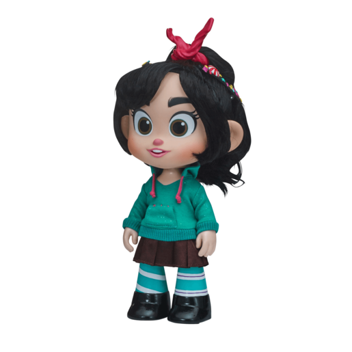 Disney Ralph Breaks The Internet - Talking Vanellope Figure