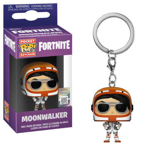 Funko Pocket Pop!: Fortnite Keychain - Moonwalker