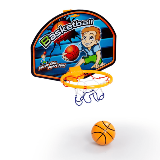 Out And About Mini Basketball Set