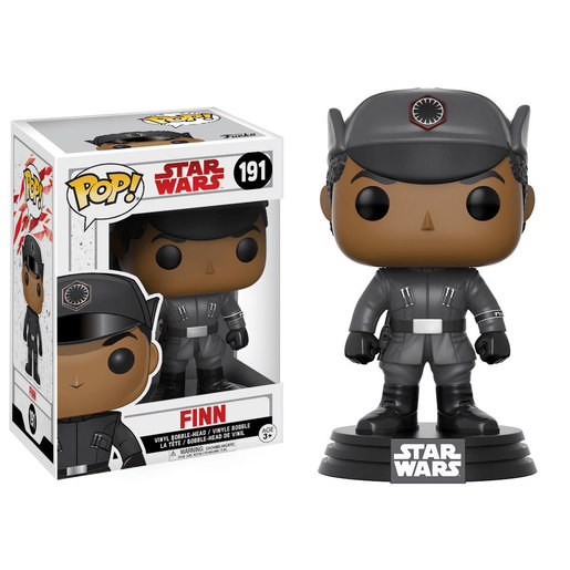 Funko Pop! Movies: Star Wars - Finn