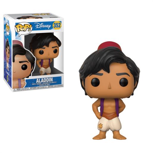 Funko Pop! Disney Aladdin (2019): Aladdin