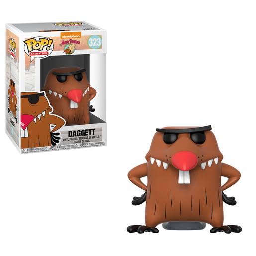 Funko Pop! Television: The Angry Beavers - Dagget