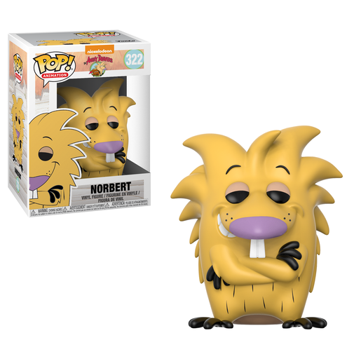 Funko Pop! Television: The Angry Beavers - Norbert