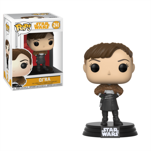 Funko Pop! Movies: Star Wars - QI' RA