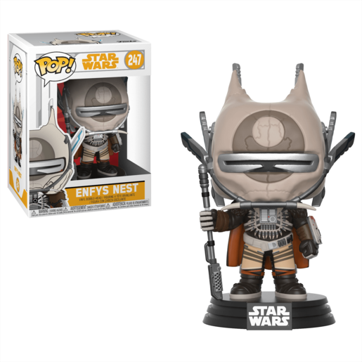 Funko Pop! Movies: Star Wars - Enfys Nest