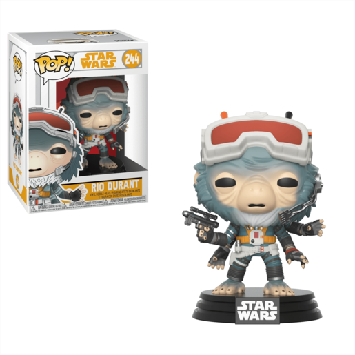 Funko Pop! Movies: Star Wars - Rio Durant
