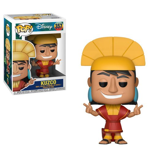 Funko Pop! Animation: Emperor's New Groove (Styles Vary)