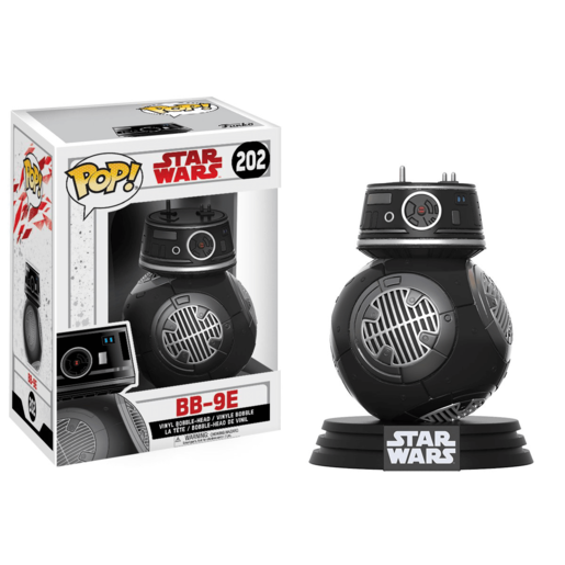 Funko Pop! Movies: Star Wars - First Order BB-9E